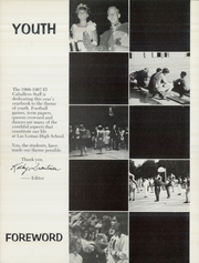 Page 6, 1967 Edition, Las Lomas High School - El Caballero Yearbook (Walnut Creek, CA) online yearbook collection