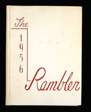 Page 1, 1956 Edition, Willow Glen High School - Rambler Yearbook (San Jose, CA) online yearbook collection