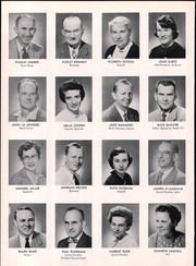 Page 10, 1956 Edition, Willow Glen High School - Rambler Yearbook (San Jose, CA) online yearbook collection