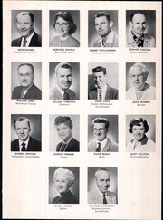 Page 11, 1956 Edition, Willow Glen High School - Rambler Yearbook (San Jose, CA) online yearbook collection