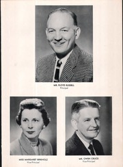 Page 7, 1956 Edition, Willow Glen High School - Rambler Yearbook (San Jose, CA) online yearbook collection
