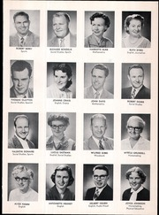 Page 9, 1956 Edition, Willow Glen High School - Rambler Yearbook (San Jose, CA) online yearbook collection
