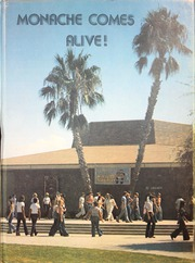 1977 Edition, Monache High School - Monoway Yearbook (Porterville, CA)