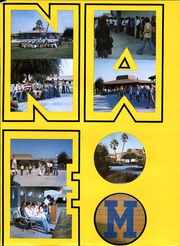Page 11, 1977 Edition, Monache High School - Monoway Yearbook (Porterville, CA) online yearbook collection