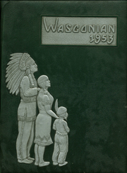 Page 1, 1953 Edition, Wasco Union High School - Wasconian Yearbook (Wasco, CA) online yearbook collection