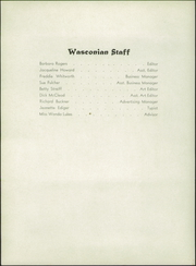 Page 10, 1953 Edition, Wasco Union High School - Wasconian Yearbook (Wasco, CA) online yearbook collection