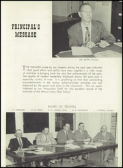 Page 15, 1954 Edition, Wasco Union High School - Wasconian Yearbook (Wasco, CA) online yearbook collection