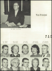 Page 16, 1954 Edition, Wasco Union High School - Wasconian Yearbook (Wasco, CA) online yearbook collection