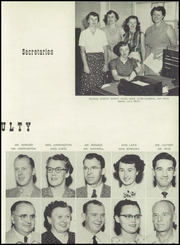Page 17, 1954 Edition, Wasco Union High School - Wasconian Yearbook (Wasco, CA) online yearbook collection
