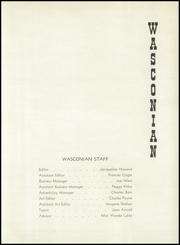 Page 7, 1954 Edition, Wasco Union High School - Wasconian Yearbook (Wasco, CA) online yearbook collection