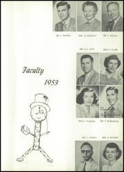 Page 15, 1953 Edition, Vacaville Union High School - Ulatis Yearbook (Vacaville, CA) online yearbook collection