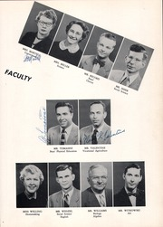 Page 15, 1955 Edition, Vacaville Union High School - Ulatis Yearbook (Vacaville, CA) online yearbook collection