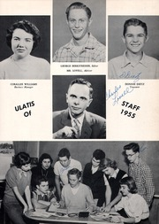 Page 9, 1955 Edition, Vacaville Union High School - Ulatis Yearbook (Vacaville, CA) online yearbook collection