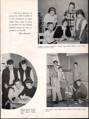 Page 11, 1956 Edition, Vacaville Union High School - Ulatis Yearbook (Vacaville, CA) online yearbook collection
