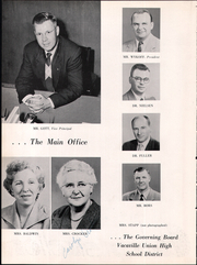 Page 14, 1956 Edition, Vacaville Union High School - Ulatis Yearbook (Vacaville, CA) online yearbook collection