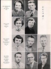 Page 16, 1956 Edition, Vacaville Union High School - Ulatis Yearbook (Vacaville, CA) online yearbook collection