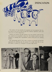 Page 12, 1959 Edition, La Sierra High School - Roundup Yearbook (Carmichael, CA) online yearbook collection