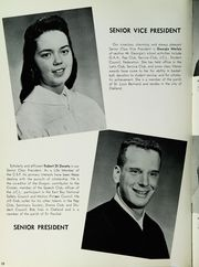 Page 16, 1959 Edition, Bishop O Dowd High School - Mitre Yearbook (Oakland, CA) online yearbook collection