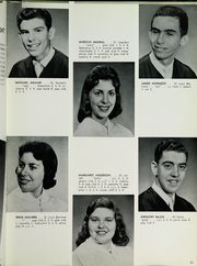 Page 17, 1959 Edition, Bishop O Dowd High School - Mitre Yearbook (Oakland, CA) online yearbook collection