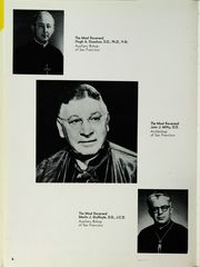 Page 10, 1960 Edition, Bishop O Dowd High School - Mitre Yearbook (Oakland, CA) online yearbook collection
