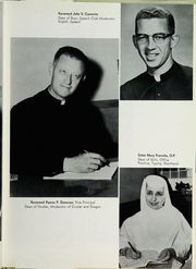 Page 13, 1960 Edition, Bishop O Dowd High School - Mitre Yearbook (Oakland, CA) online yearbook collection