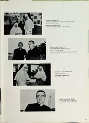 Page 15, 1960 Edition, Bishop O Dowd High School - Mitre Yearbook (Oakland, CA) online yearbook collection