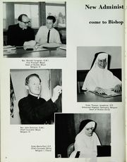 Page 12, 1967 Edition, Bishop O Dowd High School - Mitre Yearbook (Oakland, CA) online yearbook collection