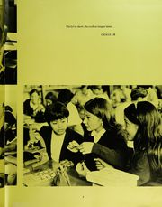 Page 11, 1971 Edition, Bishop O Dowd High School - Mitre Yearbook (Oakland, CA) online yearbook collection