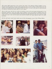 Page 7, 1981 Edition, Bishop O Dowd High School - Mitre Yearbook (Oakland, CA) online yearbook collection