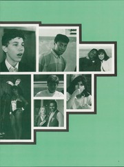 Page 9, 1986 Edition, Bishop O Dowd High School - Mitre Yearbook (Oakland, CA) online yearbook collection
