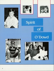 Page 10, 1988 Edition, Bishop O Dowd High School - Mitre Yearbook (Oakland, CA) online yearbook collection