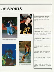 Page 13, 1988 Edition, Bishop O Dowd High School - Mitre Yearbook (Oakland, CA) online yearbook collection