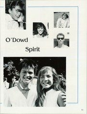 Page 15, 1988 Edition, Bishop O Dowd High School - Mitre Yearbook (Oakland, CA) online yearbook collection