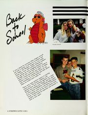 Page 10, 1989 Edition, Bishop O Dowd High School - Mitre Yearbook (Oakland, CA) online yearbook collection