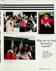 Page 11, 1989 Edition, Bishop O Dowd High School - Mitre Yearbook (Oakland, CA) online yearbook collection