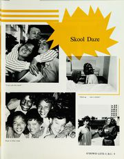 Page 13, 1989 Edition, Bishop O Dowd High School - Mitre Yearbook (Oakland, CA) online yearbook collection