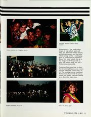 Page 15, 1989 Edition, Bishop O Dowd High School - Mitre Yearbook (Oakland, CA) online yearbook collection
