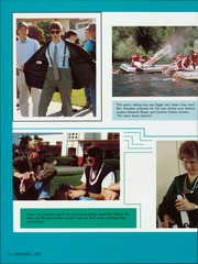 Page 14, 1991 Edition, Bishop O Dowd High School - Mitre Yearbook (Oakland, CA) online yearbook collection