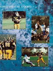 Page 17, 1991 Edition, Bishop O Dowd High School - Mitre Yearbook (Oakland, CA) online yearbook collection
