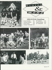 Page 179, 1993 Edition, Bishop O Dowd High School - Mitre Yearbook (Oakland, CA) online yearbook collection
