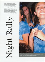 Page 12, 2004 Edition, Bishop O Dowd High School - Mitre Yearbook (Oakland, CA) online yearbook collection