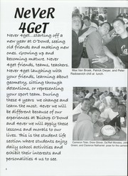 Page 8, 2004 Edition, Bishop O Dowd High School - Mitre Yearbook (Oakland, CA) online yearbook collection