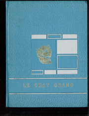 1968 Edition, Landry High School - Le Chat Grande Yearbook (Lake Charles, LA)