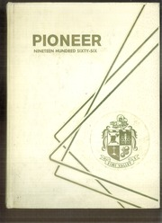 Page 1, 1966 Edition, Simi Valley High School - Pioneer Yearbook (Simi Valley, CA) online yearbook collection