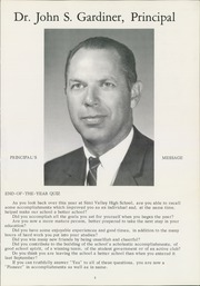 Page 7, 1966 Edition, Simi Valley High School - Pioneer Yearbook (Simi Valley, CA) online yearbook collection