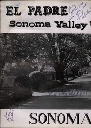 Page 6, 1958 Edition, Sonoma High School - El Padre Yearbook (Sonoma, CA) online yearbook collection