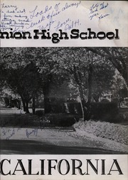 Page 7, 1958 Edition, Sonoma High School - El Padre Yearbook (Sonoma, CA) online yearbook collection