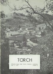 Page 5, 1959 Edition, Alhambra High School - Torch Yearbook (Martinez, CA) online yearbook collection