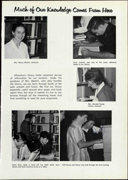 Page 17, 1967 Edition, Alhambra High School - Torch Yearbook (Martinez, CA) online yearbook collection