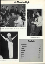 Page 7, 1967 Edition, Alhambra High School - Torch Yearbook (Martinez, CA) online yearbook collection